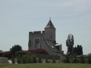 Chatelet du chateau de montbazon