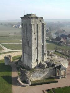 donjon chateau du grand pressigny2