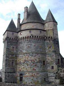 tours chateau vitre