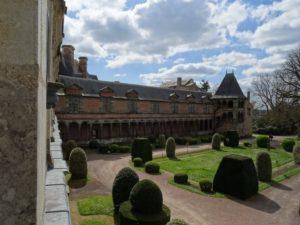 Galerie découverte de la galerie renaissance du chateau de chateaubriant